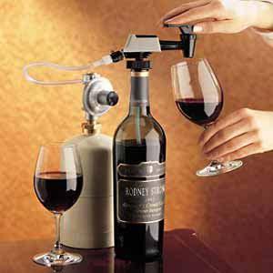 dispensadores de vino