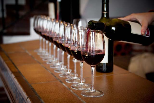 Vinos de crianza de Rioja