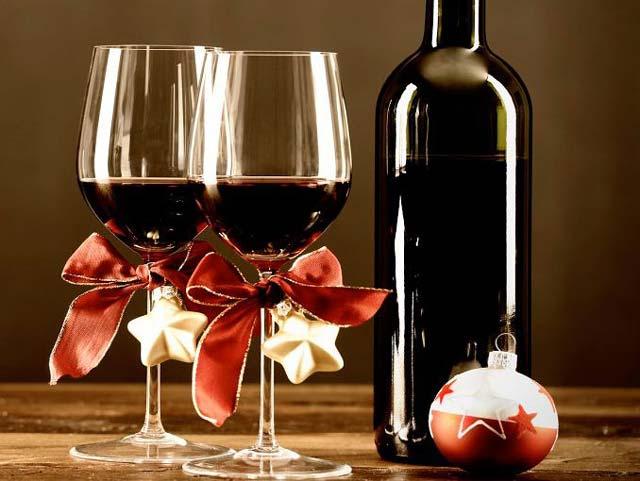 vinos para las cenas navideñas