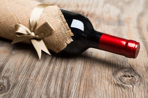botella de vino para regalar