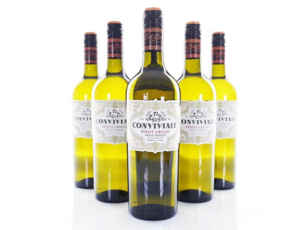 Pinot Grigios