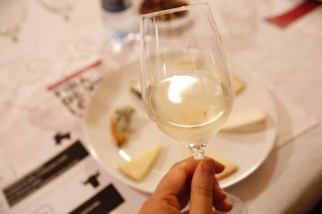Maridajes de vino