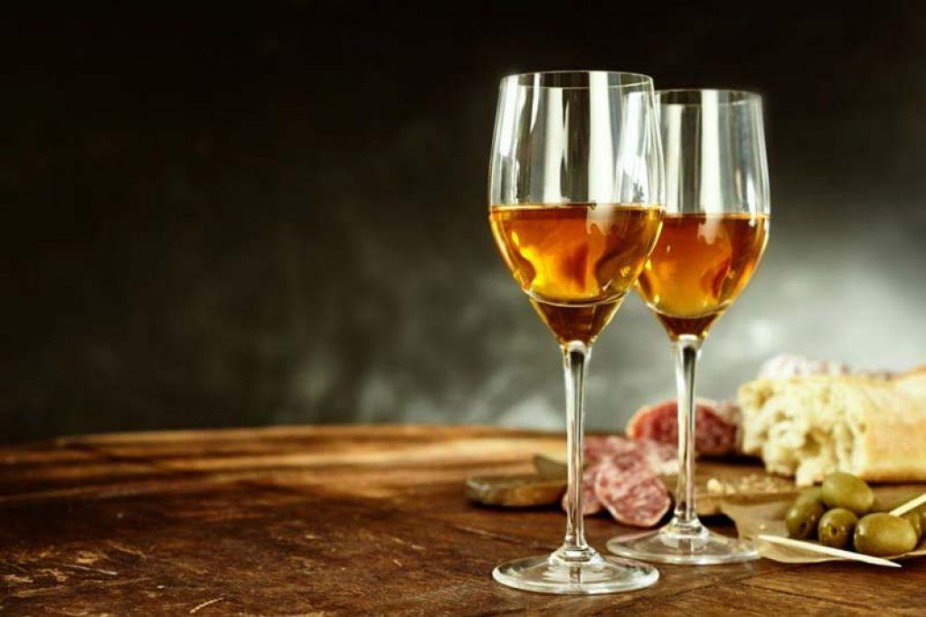 vinos fortificados