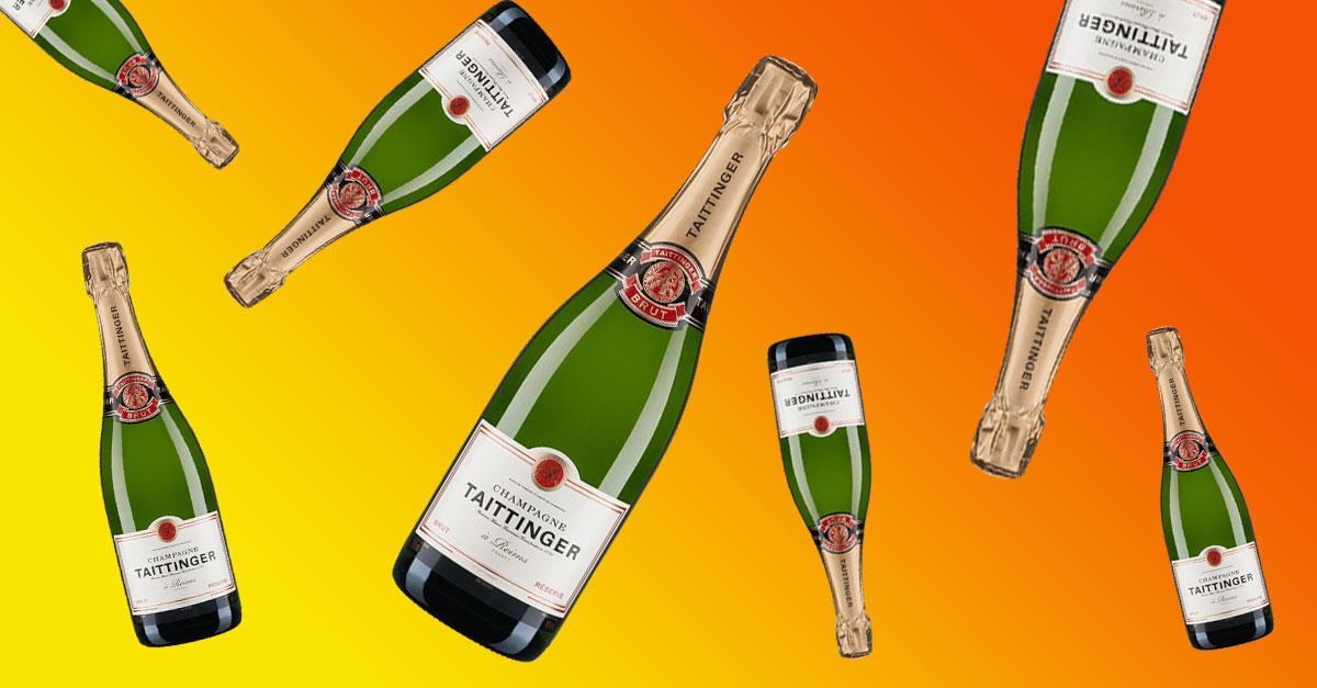 10 cosas que debes saber sobre Champagne Taitting