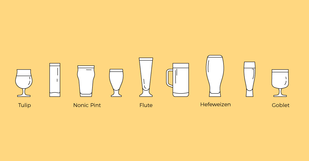 The Best Glass for Every Style of Beer For 2018