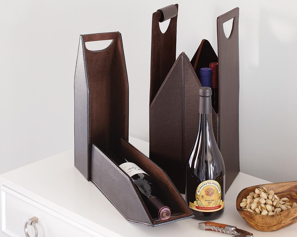 Formas creativas de regalar vino