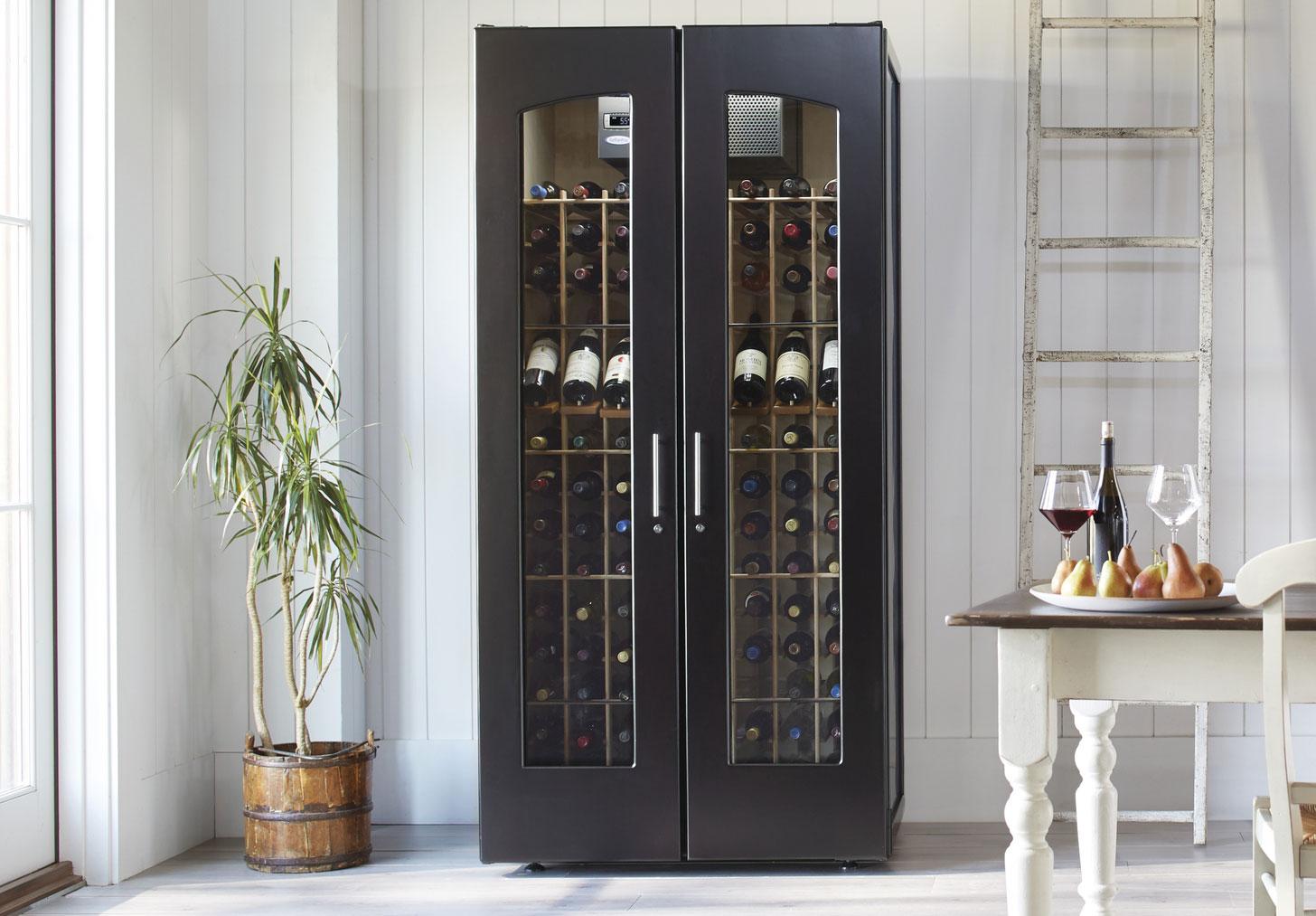 almacenar su vino
