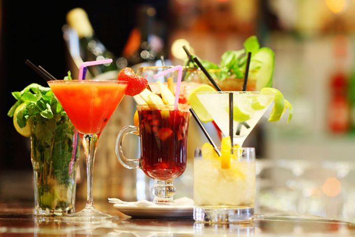 bares de cocteles