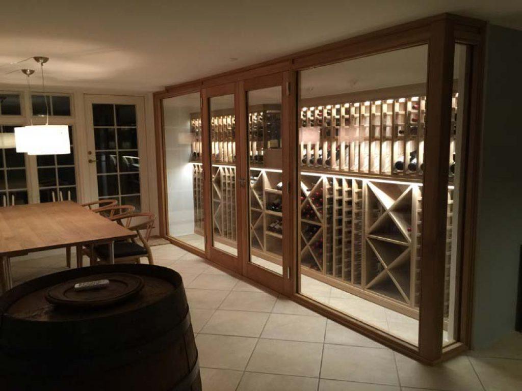 10 Consejos Fáciles Para Construir Una Bodega Vinos Champagne