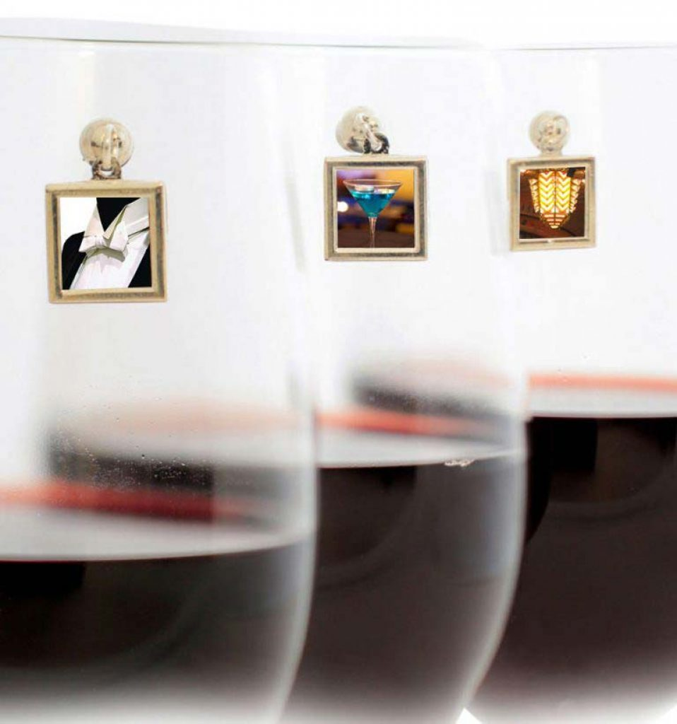 buffet de vinos