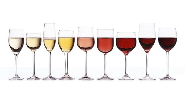 Clasificaciones de vinos