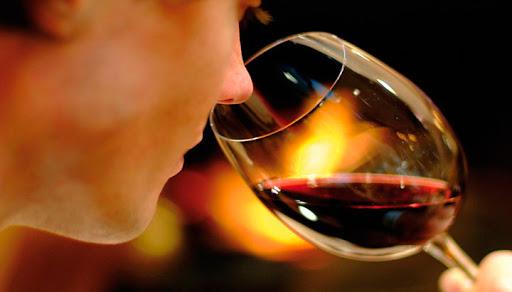 beber vino orgánico