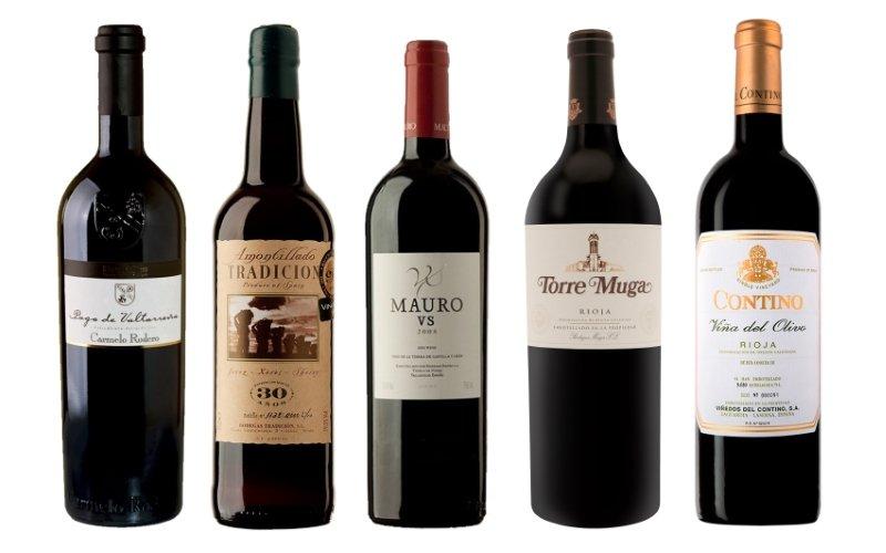 Top De Vinos Españoles Mas Caros Por Menos De 80 Vinos Champagne