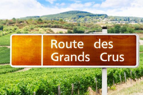 Signo de Route des Grands Crus