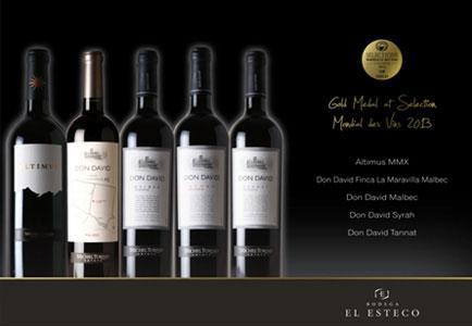 Bodega El Esteco Reserva Don David