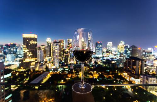 Cata de vinos de la ciudad