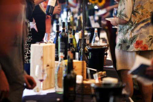 Evento de cata de vinos