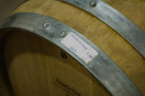 Barril de Chardonnay
