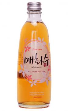 Vino de ciruela coreano Maehwasoo de Ace Spirits