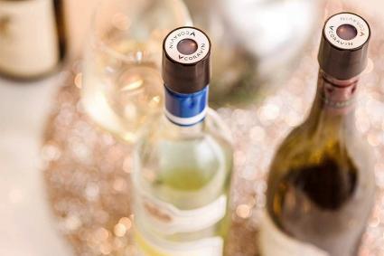 Tapones de rosca del sistema de conservación de vino Coravin