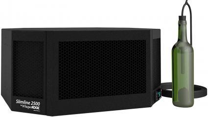 Unidad de refrigeración para bodega WhisperKOOL Slimline 2500