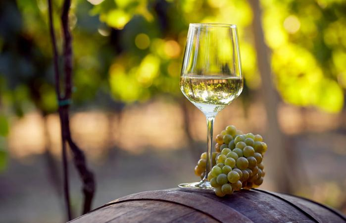 Chardonnay de California