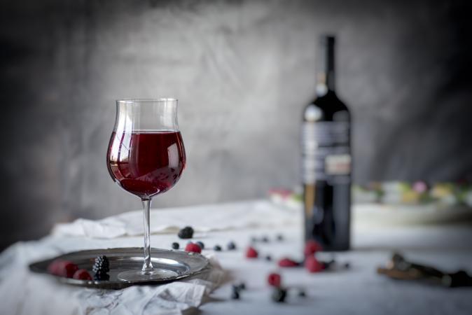 vino de mora