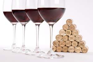 Aprenda los muchos tipos de vino tinto.
