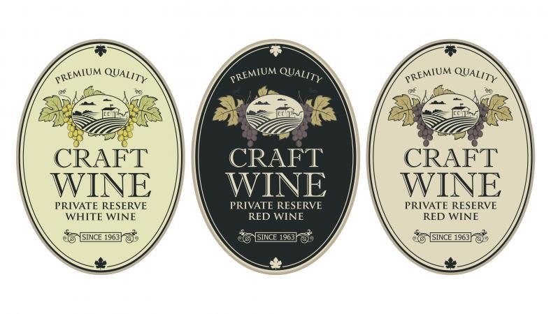 Removedor de etiquetas de vino