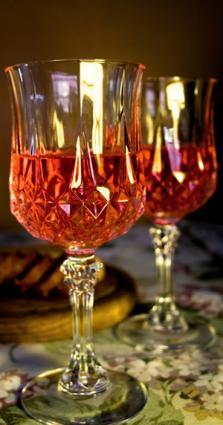 vino ruborizado