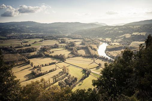 Valle del Ródano