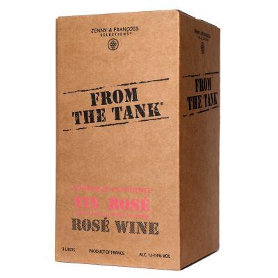 DEL DEPÓSITO - Vino rosado