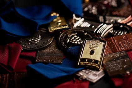 Medallas de Cooper's Hawk