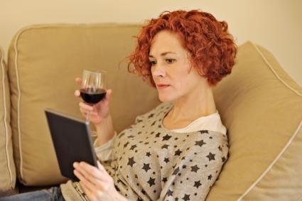 Estudio de vino en línea