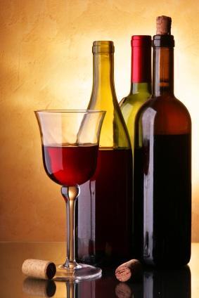 Investiga los muchos tipos de vino tinto.