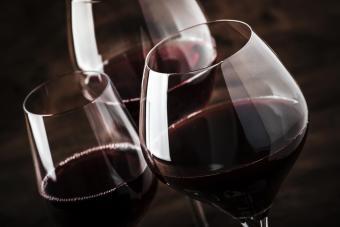 Copas de vino Pinot Noir